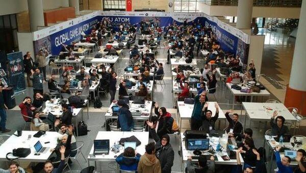 Global Game Jam (GGJ) - Sputnik Türkiye