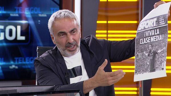 Adnan Aybaba - Sputnik Türkiye