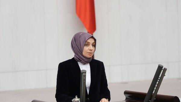 Leyla Şahin - Sputnik Türkiye