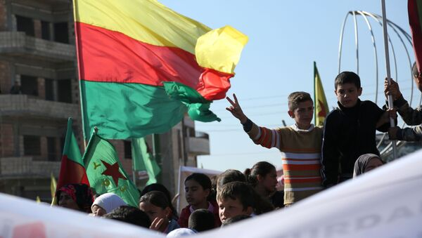 Suriyeli Kürtler - Sputnik Türkiye