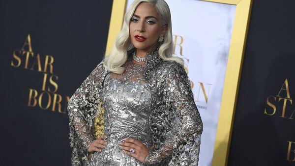 Lady Gaga - Sputnik Türkiye