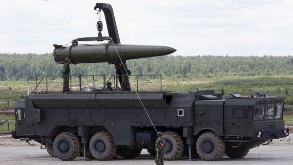 9M729 füze sistemi - Sputnik Türkiye