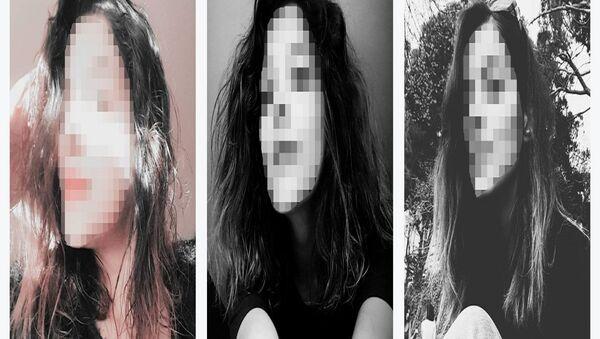 Kadıköy'de doğurduğu bebeğiyle ilgilenmeyip günlerce odada bekleterek ölümüne neden olduğu iddiasıyla tutuklanan F.D. isimli anne - Sputnik Türkiye