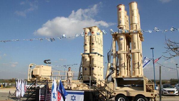 İsrail - Arrow 3 - Sputnik Türkiye