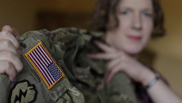 ABD - trans bireylere ordu yasağı - Sputnik Türkiye