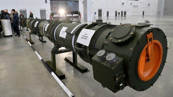9М729 füzesi - Sputnik Türkiye