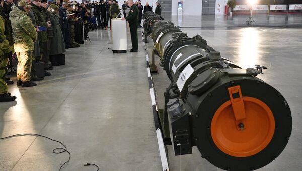 9М729 tilda - Sputnik Türkiye