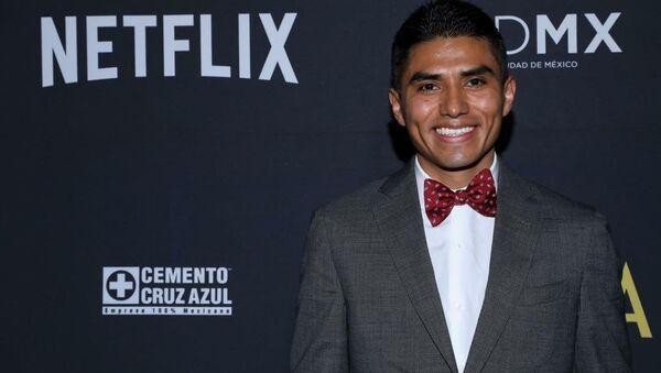 Roma'nın Meksikalı oyuncusu Jorge Antonio Guerrero - Sputnik Türkiye