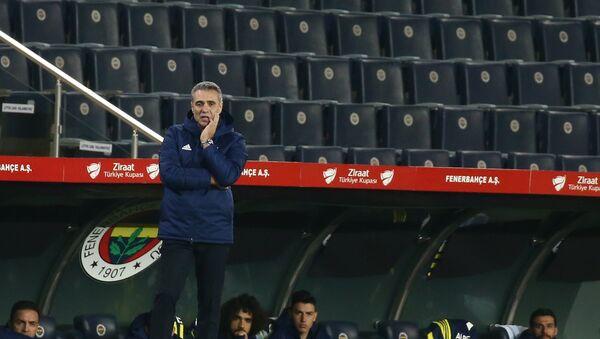 Sahasında Ümraniyespor'a kaybeden Fenerbahçe kupadan elendi - Sputnik Türkiye