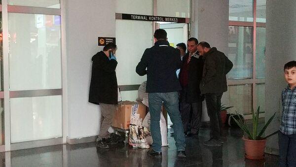 Muş'tan Bursa'ya otobüsle gönderilen koliden el bombası çıktı - Sputnik Türkiye