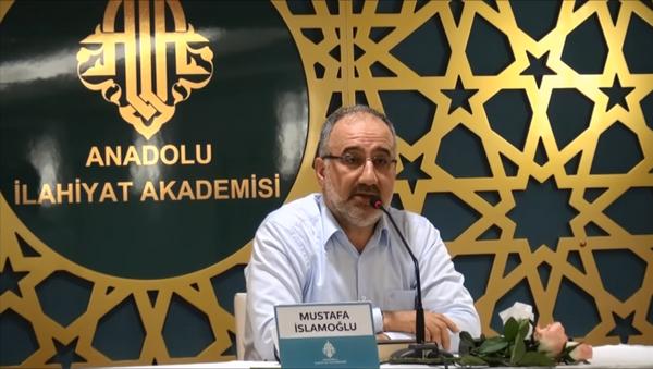 Mustafa İslamoğlu - Sputnik Türkiye