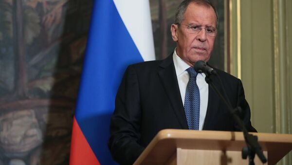 Russian Foreign Minister Sergei Lavrov - Sputnik Türkiye