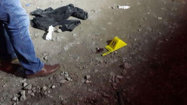 Asker eğlencesinde ateş açıldı - olay yeri - Sputnik Türkiye