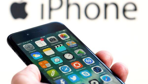 iPhone - Apple - Sputnik Türkiye