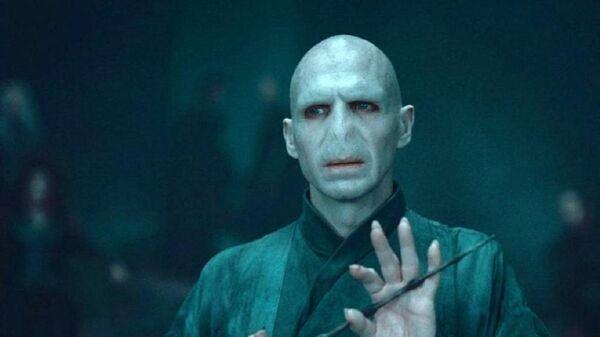 Harry Potter film serisinde yer alan Lord Voldemort karakteri - Sputnik Türkiye