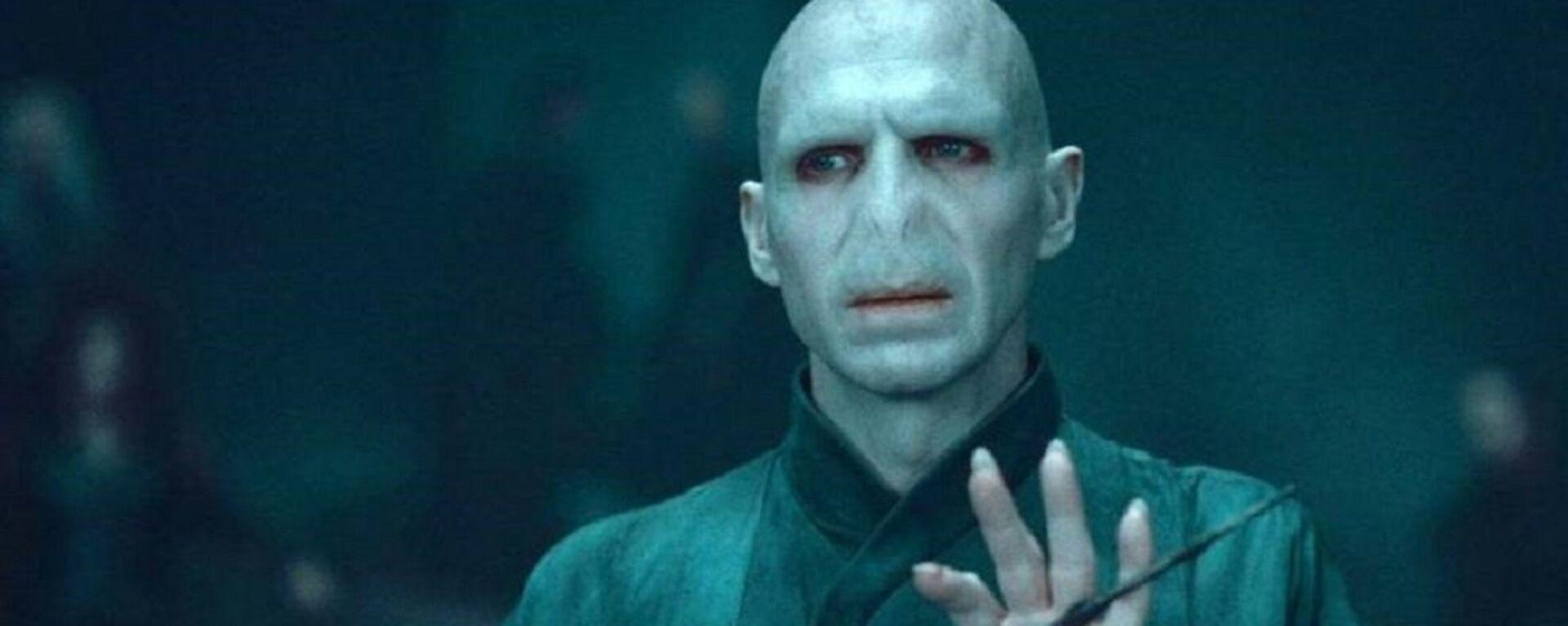 Harry Potter film serisinde yer alan Lord Voldemort karakteri - Sputnik Türkiye, 1920, 16.09.2021