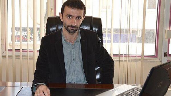 Sakarya Kuzey Gazetesi İmtiyaz Sahibi Ve Sorumlu Yazı İşleri Müdürü Münir Ali Kara - Sputnik Türkiye