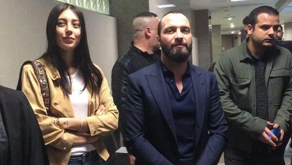 Berkay Şahin - Özlem Ada Şahin - Sputnik Türkiye