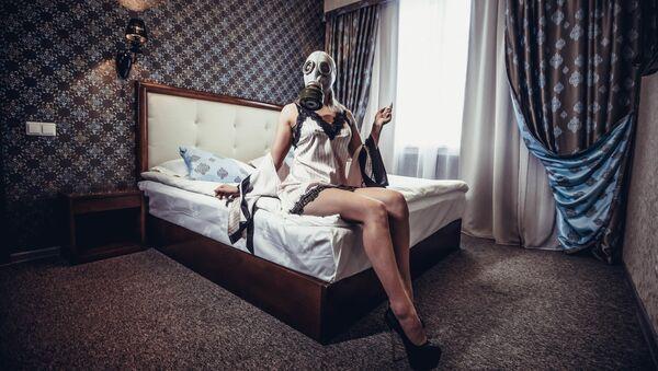 Bişkek'te hava kirliliği sorunu - Sputnik Türkiye