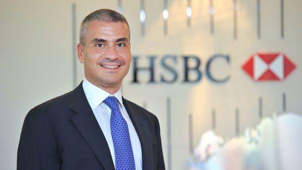 HSBC Genel Müdürü Süleyman Selim Kervancı - Sputnik Türkiye