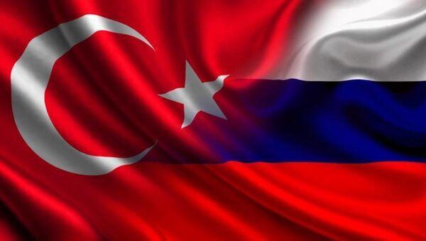 Rusya- Türkiye- Bayrak - Sputnik Türkiye