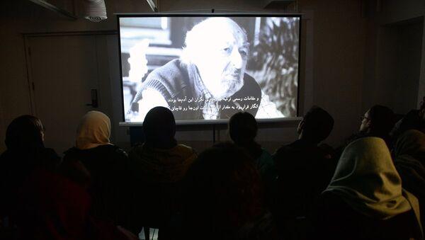Ara Güler belgeselinin prömiyeri İran'da yapıldı - Sputnik Türkiye