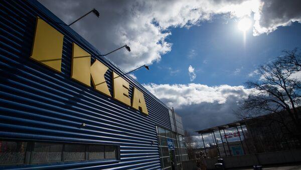 The logo of IKEA  - Sputnik Türkiye