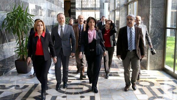 Halkların Demokratik Partisi (HDP) - Sputnik Türkiye