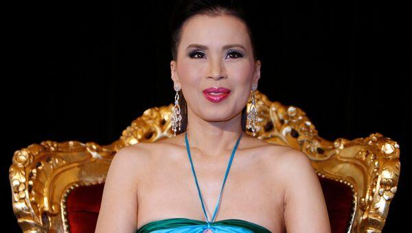 Tayland Krallığı'da cuntanın baskısı altında düzenlenecek 24 Mart seçimlerine, Prenses Ubolratana Rajakanya Sirivadhana Varnavadi de başbakan adayı olarak katılacak. - Sputnik Türkiye