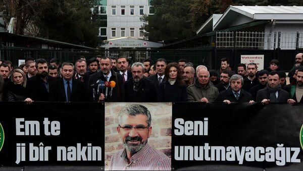 Tahir Elçi - Sputnik Türkiye