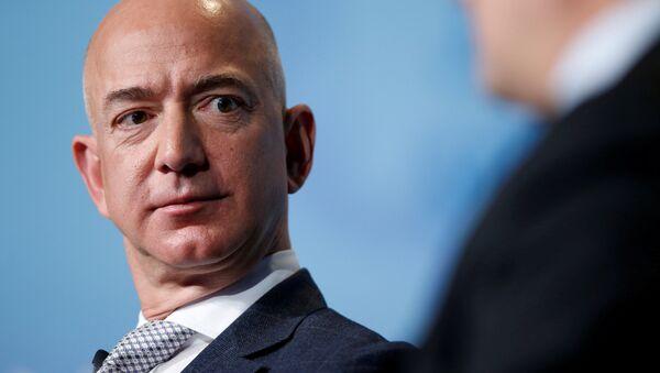 Amazon CEO Jeff Bezos - Sputnik Türkiye