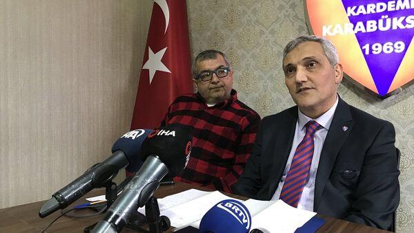 Kardemir Karabükspor'un kulüp başkanı Mehmet Yüksel - Sputnik Türkiye