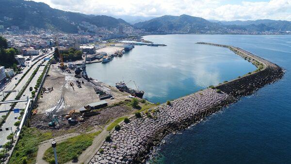 Giresun Limanı - Sputnik Türkiye