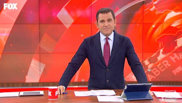 Fatih Portakal - Sputnik Türkiye