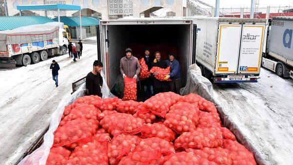 İran, soğan, ithalat - Sputnik Türkiye