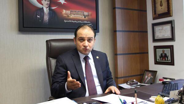 Türk-Rus Parlamentolar Arası Dostluk Grubu Başkanı Murat Baybatur. - Sputnik Türkiye