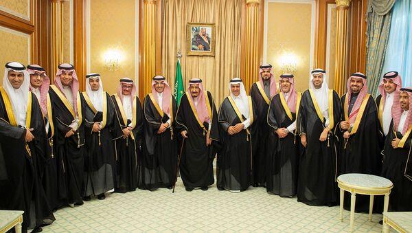 Kral Salman başkanlığındaki Suudi Arabistan hükümeti - Sputnik Türkiye