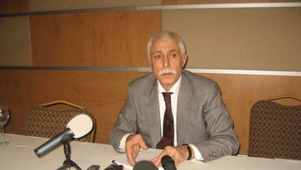 HDP ile CHP, Şanlıurfa'da bağımsız aday Sabahattin Cevheri'yi destekleyecek - Sputnik Türkiye