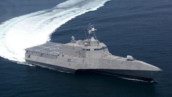 USS Tulsa - Sputnik Türkiye