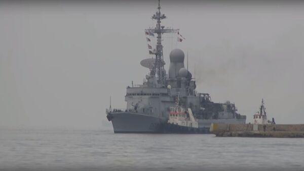 Cassard-class destroyer of the French Navy - Sputnik Türkiye