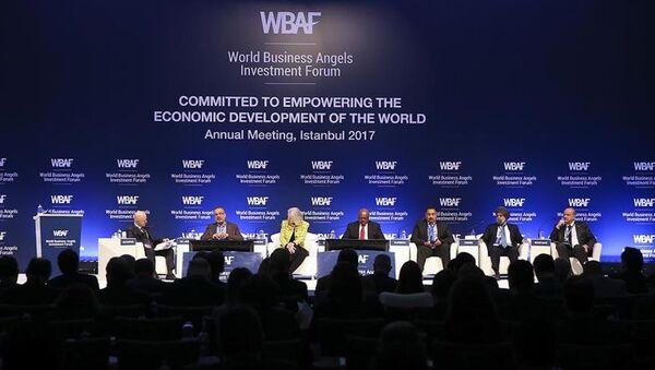 Dünya Melek Yatırım Forumu (World Business Angels Investment Forum-WBAF) - Sputnik Türkiye