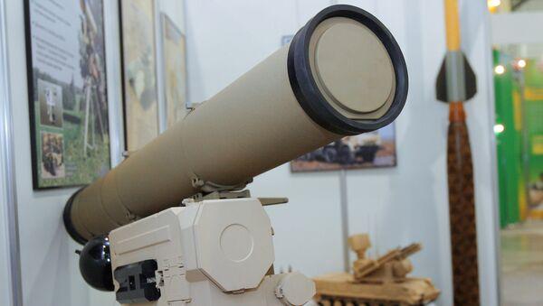 Kornet-E anti-tank missile systems - Sputnik Türkiye