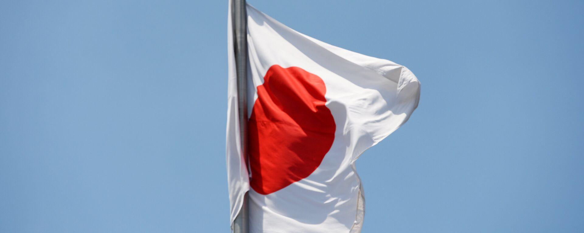 Japonya bayrağı - Sputnik Türkiye, 1920, 20.09.2021