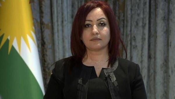 IKBY'nin yeni parlamento başkanı Vala Ferid - Sputnik Türkiye