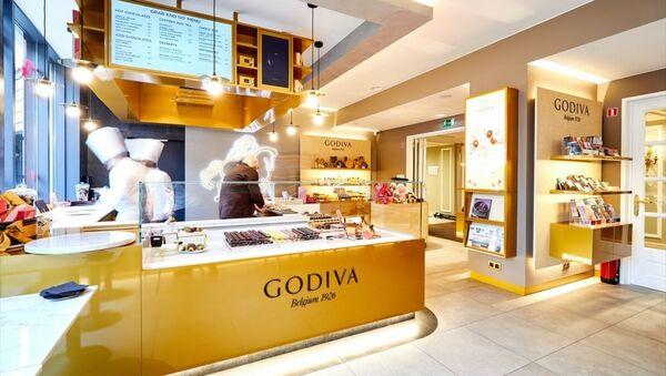 Godiva - Sputnik Türkiye