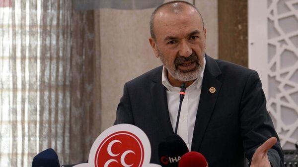 MHP Genel Başkan Yardımcısı Yaşar Yıldırım - Sputnik Türkiye