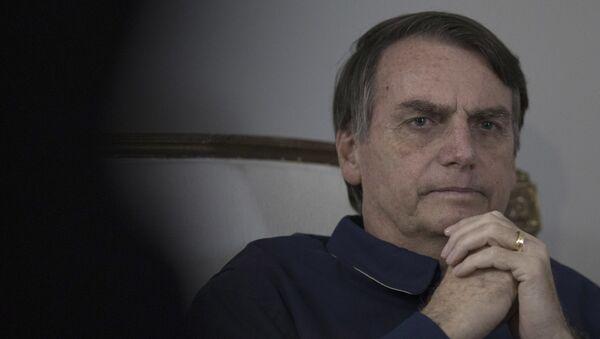 Jair Bolsonaro - Sputnik Türkiye