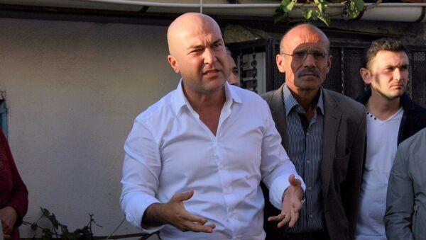 Murat Bakan - Sputnik Türkiye