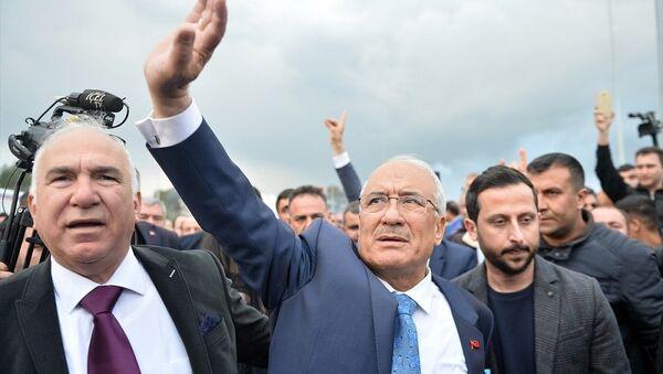 Burhanettin Kocamaz - Sputnik Türkiye