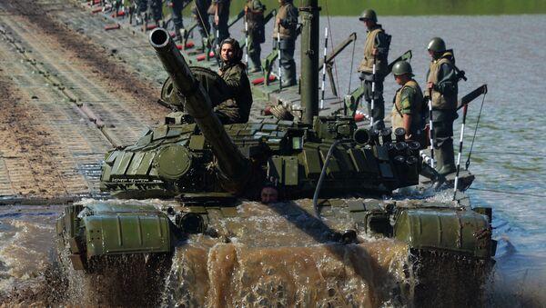 SSCB ve Rusya'da askeri tatbikatlar - Sputnik Türkiye